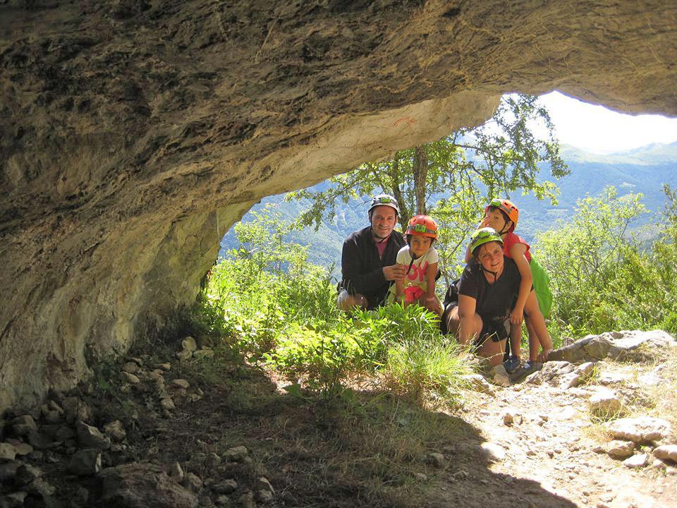 Visita a la cueva del oso cavernario