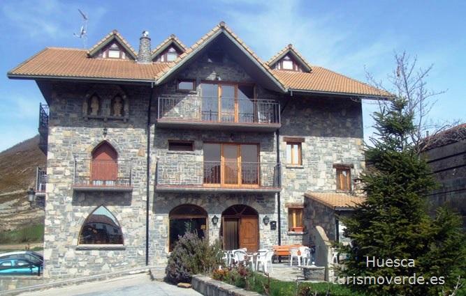 El Churrón Hotel rural y Casa para grupos