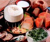 quesos Huesca