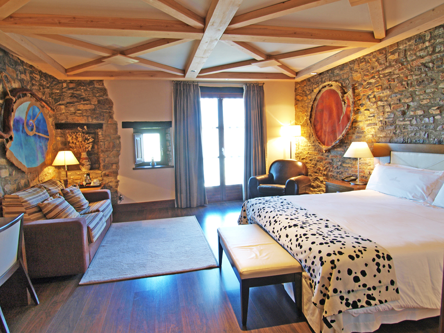 Hotel los siete Reyes Ainsa