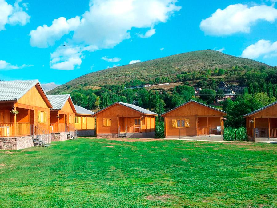 Camping y Bungalows Laspaúles